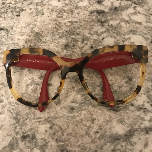 0abeb7a7f554 Prada frames 100% authentic. M 5b81d24274359b4258f6c76b. Other Accessories  ...